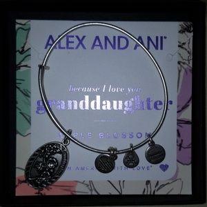 Granddaughter bracelet